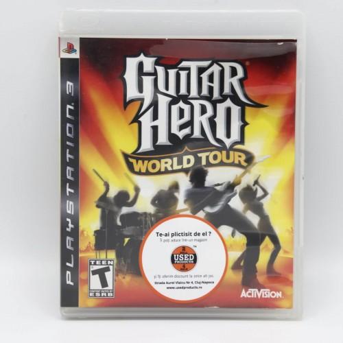 Guitar Hero World Tour - Joc PS3