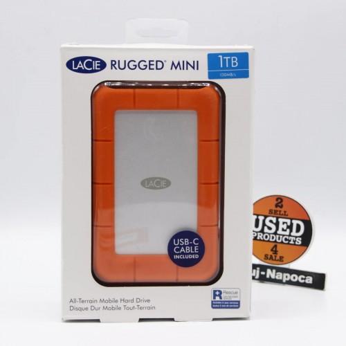 HDD Extern LaCie Rugged Mini 1 Tb, USB 3.0