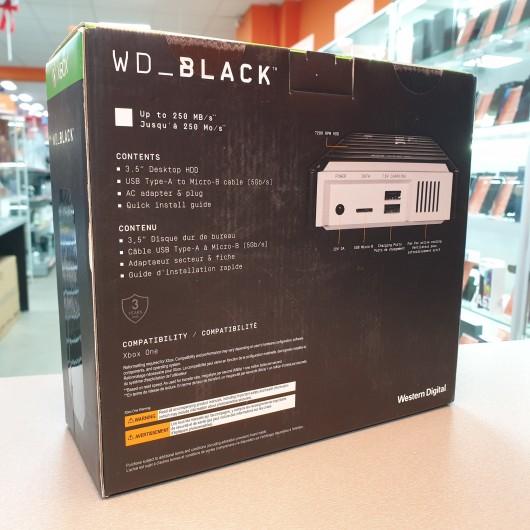 HDD Extern WD Black D10 Xbox One 12 Tb