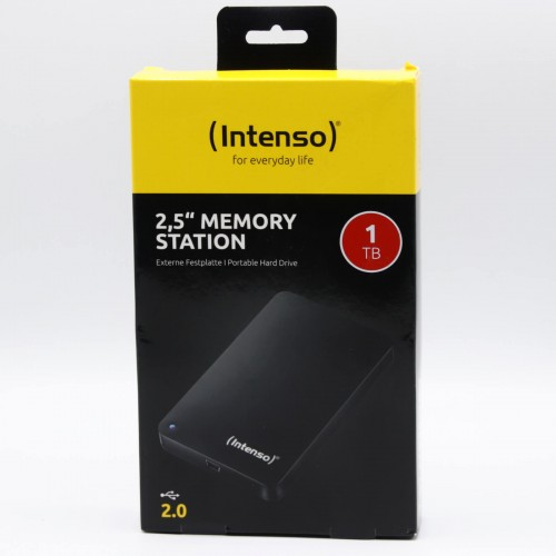 "HDD portabil Intenso Memory Station 1 Tb, 2.5"", USB 2.0"