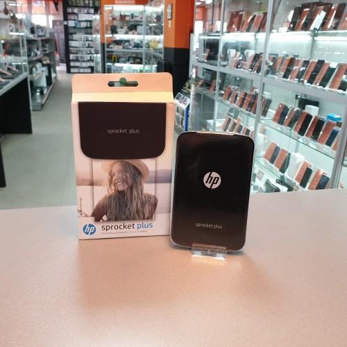 HP Sprocket Plus - Imprimanta foto portabila, Wireless, iOS / Android