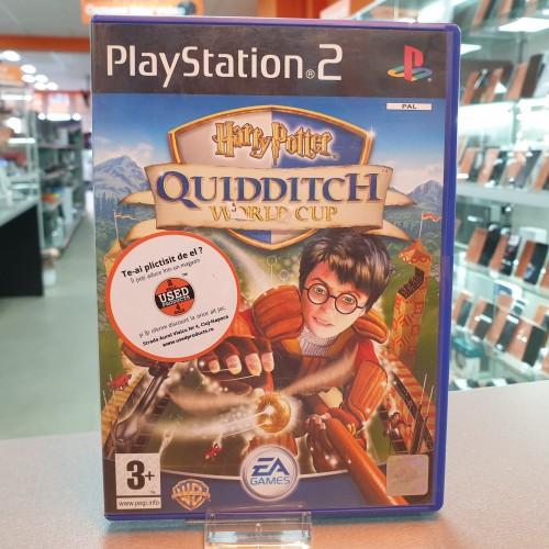 Harry Potter Quidditch World Cup - Joc PS2