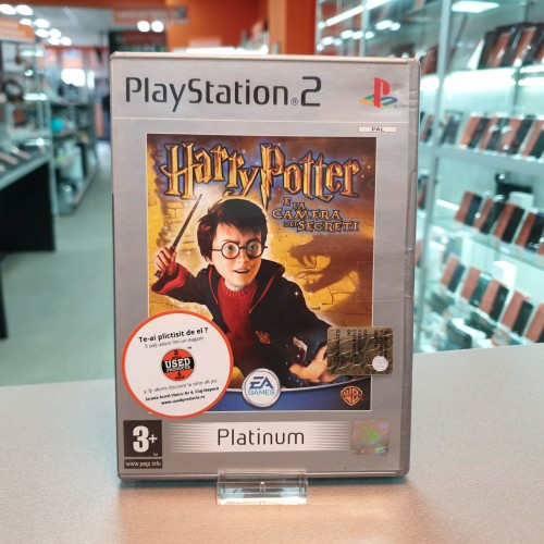 Harry Potter and the Chamber of Secrets - Joc PS2