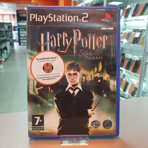 Harry Potter and the Order of the Phoenix - Joc PS2