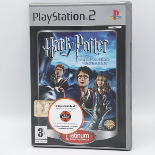 Harry Potter and the Prisoner of Azkaban - Joc PS2