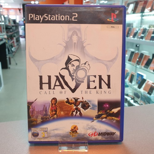 Haven Call of The King - Joc PS2