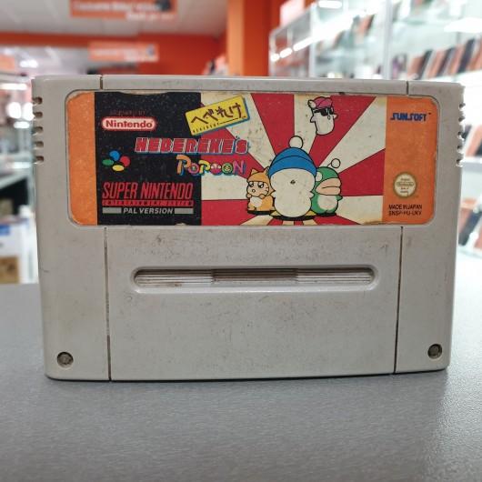 Hebereke's Popoon - Joc Nintendo SNES