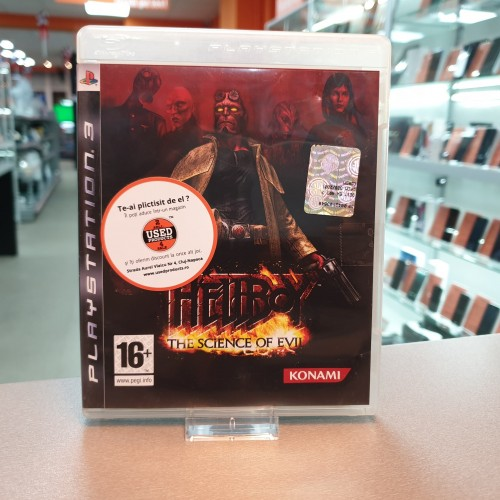 Hellboy: The Science of Evil - Joc PS3