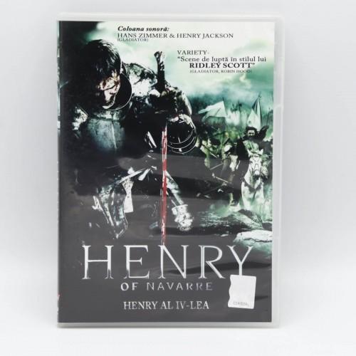 Henry of Navarre / Henry al IV-Lea - DVD Filme