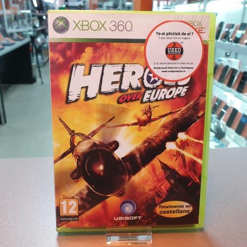 Heroes over Europe - Joc Xbox 360