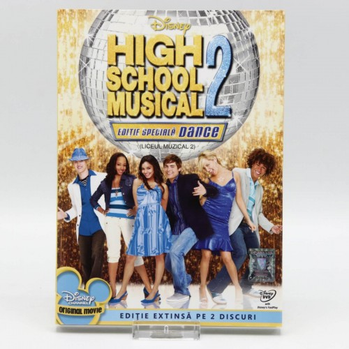 High School Musical 2 - DVD Filme