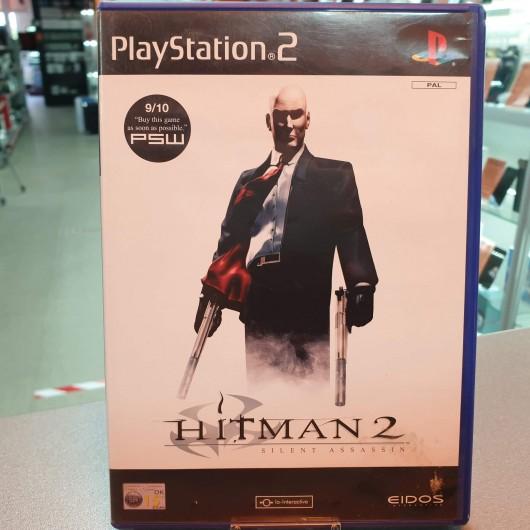 Hitman 2 Silent Assassin - Joc PS2