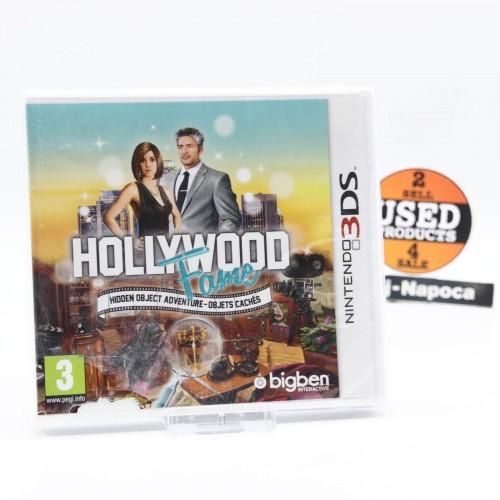Hollywood Fame Hidden Object Adventure- Joc Nintendo 3DS