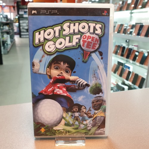 Hot Shot Golf - Joc PSP
