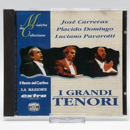 I Grandi Tenori - Carreras, Dominigo, Pavarotti - CD Audio