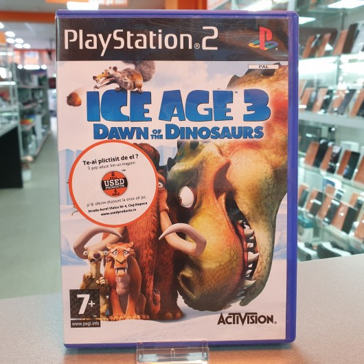 Ice Age 3 Dawn of the Dinosaurs - Joc PS2