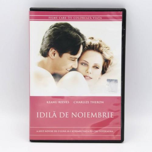 Idila de Noiembrie / Sweet November - DVD Filme