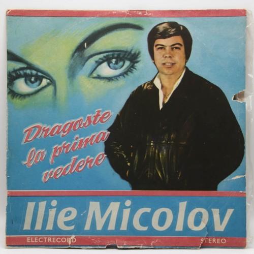 Ilie Micolov - Dragoste la prima vedere - Disc vinil