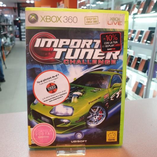Import Tuner Challenge - Joc Xbox 360
