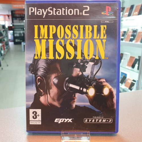 Impossible Mission - Joc PS2