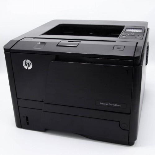 Imprimanta laser monocrom HP LaserJet Pro 400 M401d, A4