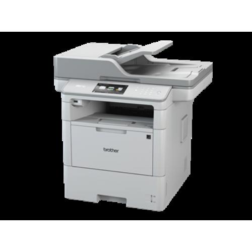 Imprimanta multifunctionala laser monocrom Brother MFC-L6900DW, A4, Duplex, Wireless