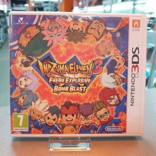 Inazuma Eleven 3 Bomb Blast - Joc Nintendo 3DS