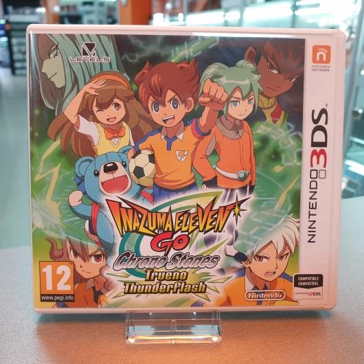 Inazuma Eleven GO Chrono Stones Thunderflash - Joc Nintendo 3DS