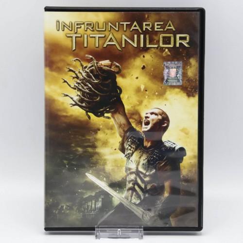 Infruntarea Titanilor / Clash of the Titans - DVD Filme