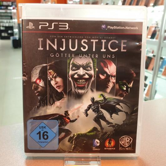 Injustice Gods Among Us - Joc PS3