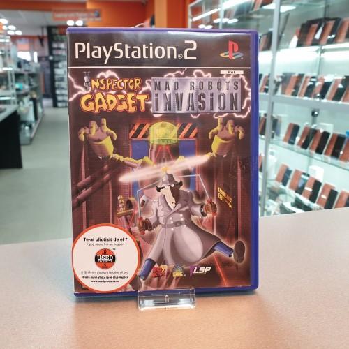 Inspector Gadget MAD Robots Invasion - Joc PS2