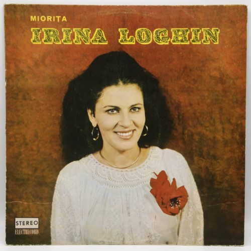 Irina Loghin - Miorita - Disc vinil
