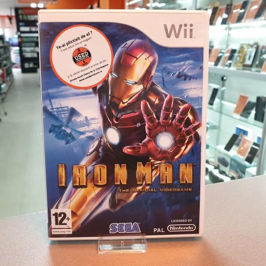 Iron Man - Joc WII