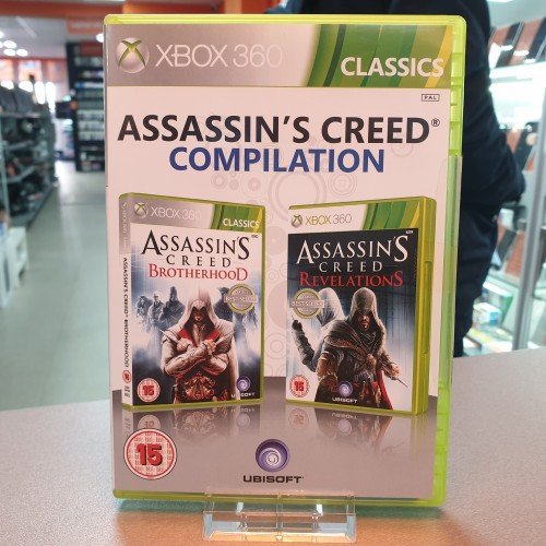 Assassin's Creed Compilation - Joc Xbox 360