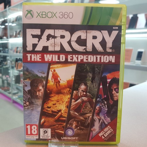FarCry The Wild Expedition - Joc Xbox 360