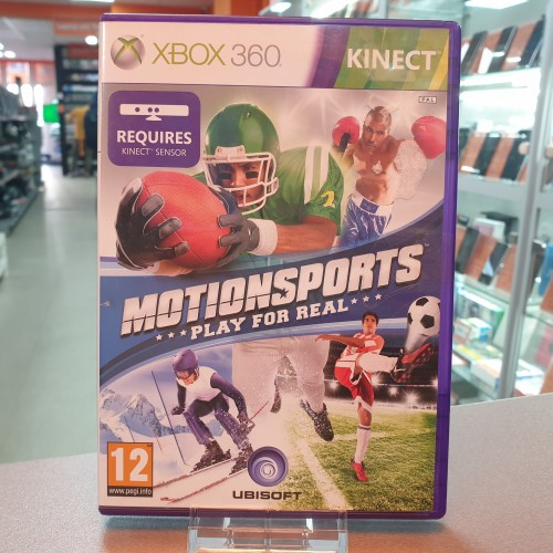 Motionsports Play For Real - Joc Xbox 360 Kinect