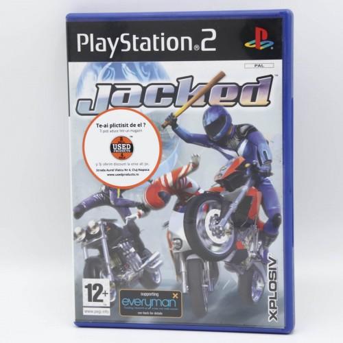 Jacked - Joc PS2