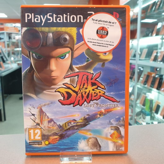 Jak and Daxter The Lost Frontier - Joc PS2