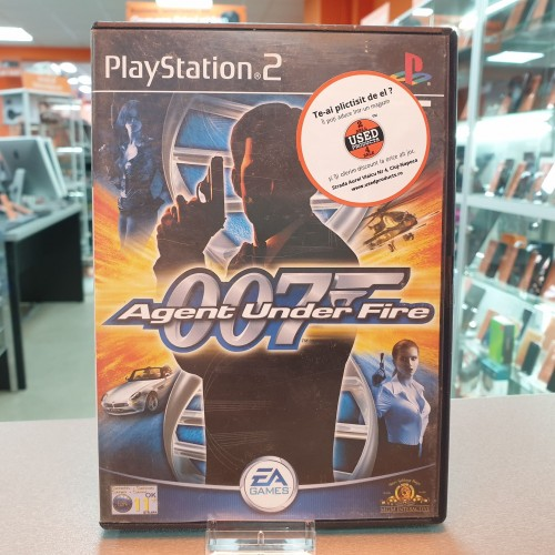 James Bond 007 Agent Under Fire - Joc PS2