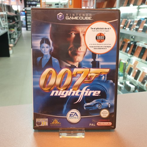 James Bond 007 NightFire - Joc Nintendo GameCube