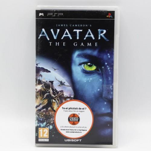 James Cameron Avatar - The Game - Joc PSP