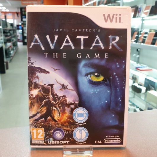 James Cameron's Avatar The Game - Joc WII