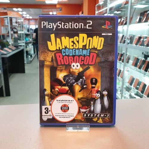 James Pond codename Robocod - Joc PS2