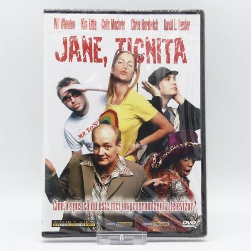 Jane Ticnita - Jane White is Sick And Twisted - Filme DVD