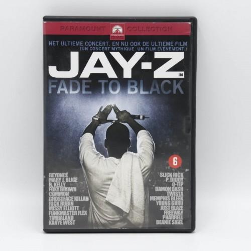 Jay-Z Fade to Black - DVD Filme