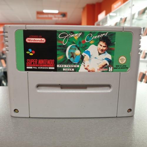 Jimmy Connors Pro Tennis Tour - Joc Nintendo SNES