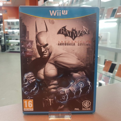 Batman Arkham City - Joc Nintendo Wii U
