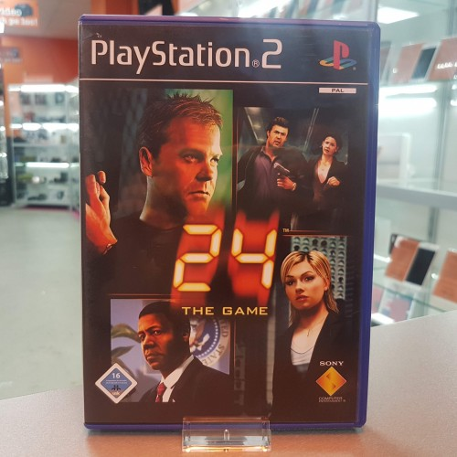 24 The Game - Joc PS2