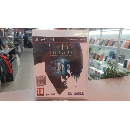 Aliens - Colonial Marines - Joc PS3