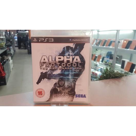 Alpha Protocol - The Espionage RPG